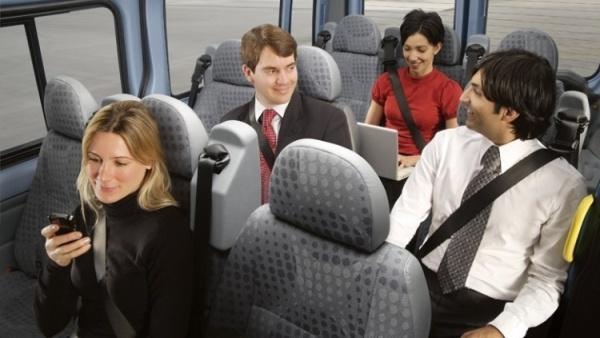 Виды пассажирских перевозок - Доставка сотрудников