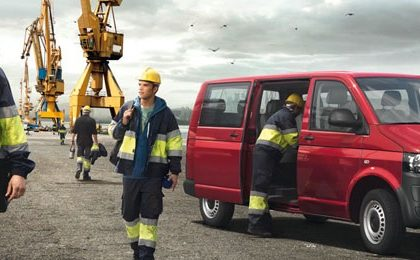 Виды перевозок - Доставка сотрудников
