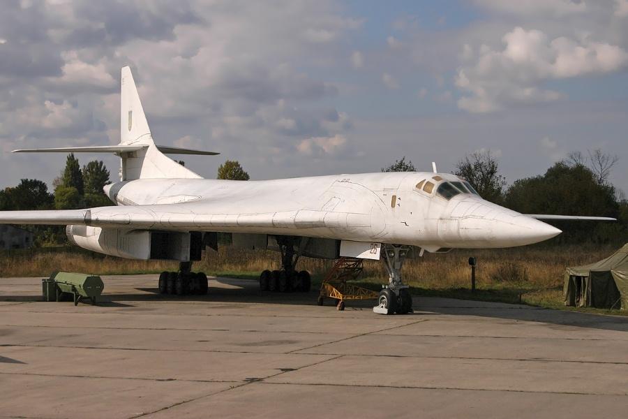 Ту-160 экскурсия в музей авиации